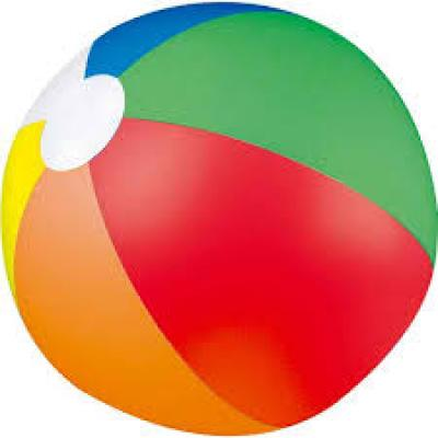 Image of Promotional branded Beach Ball