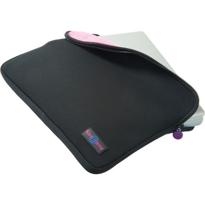 Image of Neoprene Zipped Laptop Pouch
