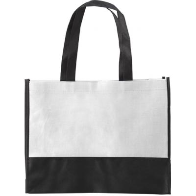 Image of Non woven 80gr coloured bag.