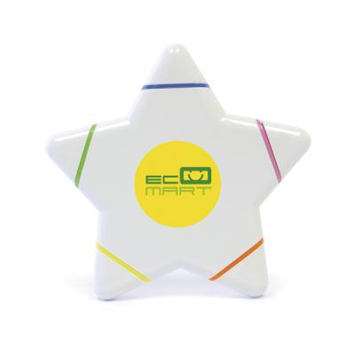 Image of Printed Star highlighter