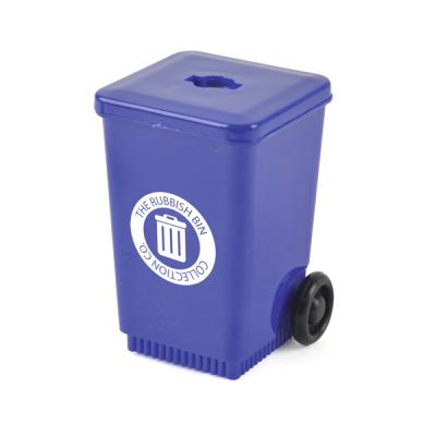 Image of Fugato Wheelie Bin Shaped Pencil Sharpener