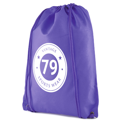Image of Promotional Drawstring Bag