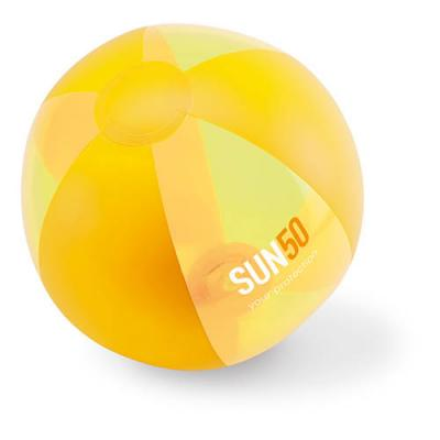 Image of Custom branded beach ball