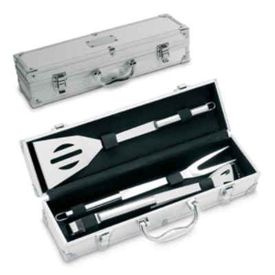 Image of Travel 3 piece BBQ Set