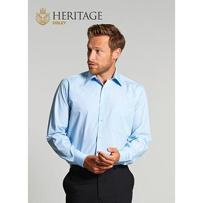 Image of Larne Cotton Rich Shirt