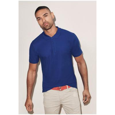 Image of Fruit of the Loom Men's Iconic Polo Shirt