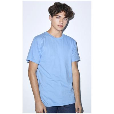 Image of Unisex Fine Jersey Tee Shirt
