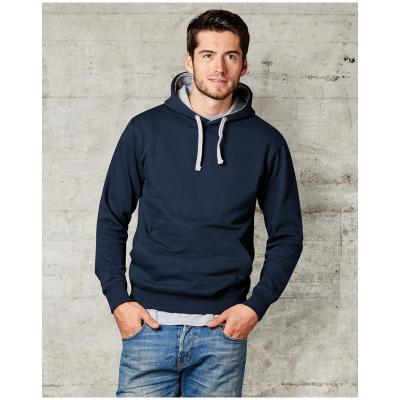 Image of Oxford Unisex Contrast Hoodie