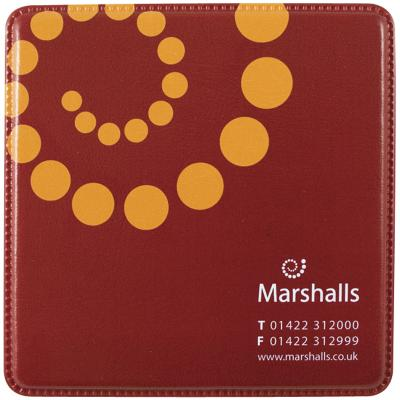 Image of Branded Promotional Coaster