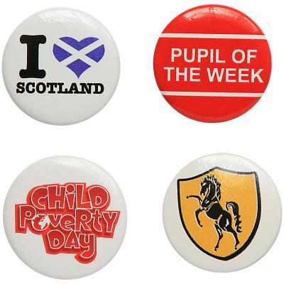Image of Promotional Button Badge 25mm