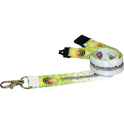 Image of Promotional Lanyard full colour print