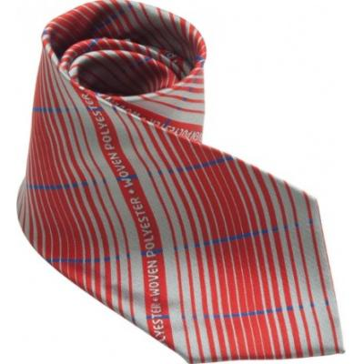 Image of Custome Woven Polyester Tie