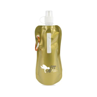 Image of Branded fold up bottle