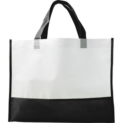 Image of Nonwoven carry/shopping bag