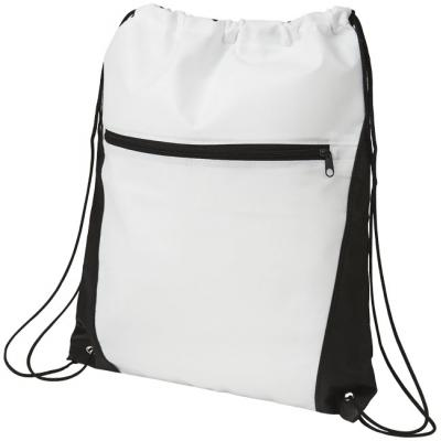 Image of Contrast Drawstring Bag