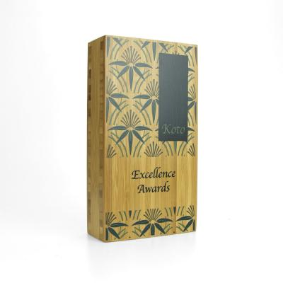 Image of Bamboo Block Award