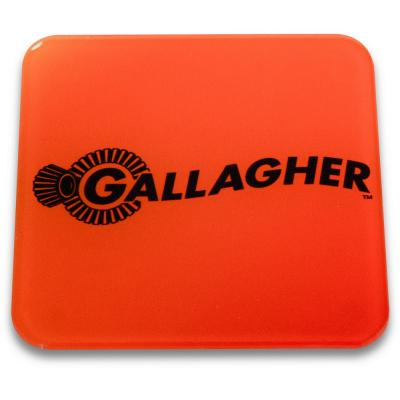 Image of Promotional Recycled Glass Coaster