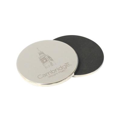 Image of Branded Metal Coaster